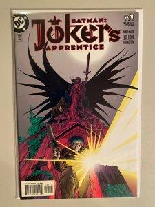 Batman Joker's Apprentice #1 8.5 VF+ (1999)