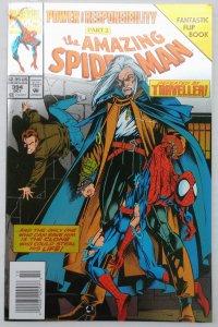 The Amazing Spider-Man #394 NEWSSTAND (NM-)(1994)