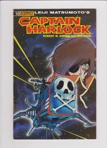 Eternity Comics! Captain Harlock! Issue 10!
