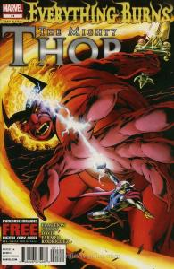 Mighty Thor, The #21 VF; Marvel | save on shipping - details inside