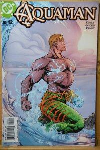 Aquaman #12 (2004) Classic Cover!