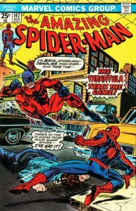 Amazing Spuder-Man #147 stock photo / ungraded / SCM /