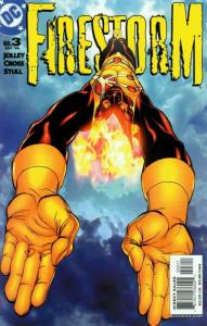 Firestorm (2nd Series) #3 VF/NM; DC | save on shipping - details inside