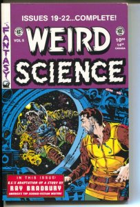 Weird Science Annual-#5-Issues 19-22-TPB- trade