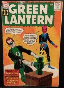 Green Lantern #9 (Dec-61) VG Affordable-Grade Green Lantern