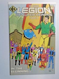 Legion of Super-Heroes Index #1 8.0 VF (1986)