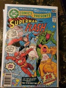 DC Comics Presents #2 DC (78) VF+