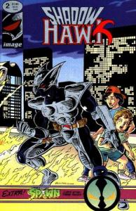 Shadowhawk (1992 series) #2, NM (Stock photo)