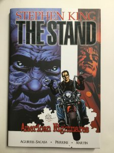 The Stand American Nightmares Tpb Hardcover Hc Near Mint Nm Marvel