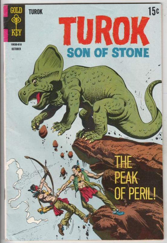 Turok Son of Stone #63 (Oct-68) VF High-Grade Turok, Andar