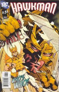 Hawkman (2002 series) #43, NM (Stock photo)