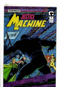 Justice Machine #14  SR24