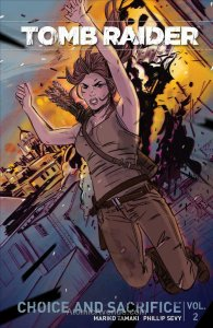 Tomb Raider (2nd Series) TPB #2 VF/NM; Dark Horse | save on shipping - details i