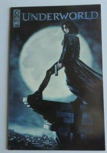 Underworld #1 VF+ Kate Beckinsale Cover IDW Comic 1st Print 2003 Movie