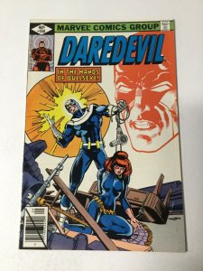 Daredevil 160 Nm Near Mint Marvel