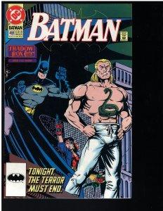 Batman #469 (DC, 1991)