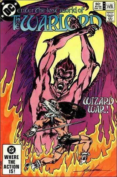 DC WARLORD (1976 Series) #66 FN/VF