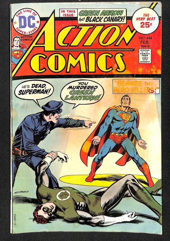 Action Comics #444 (1975)