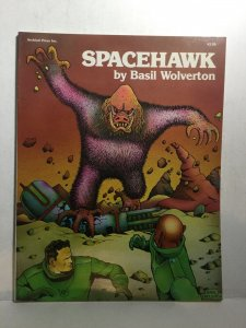 Spacehawk By Basil Wolverton Nm Near Mint Archival Press