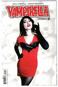 Vampirella #3 Cvr C | Cosplay Variant (Dynamite, 2017) NM