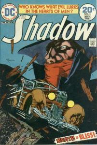 Shadow (1973 series) #4, VF- (Stock photo)