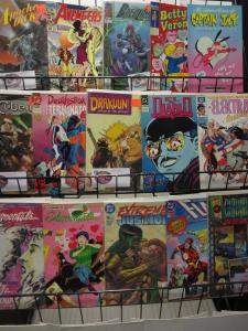 Romance Comics 47 diff issue Love Kissing Covers Valentine's Day Marvel DC Indie