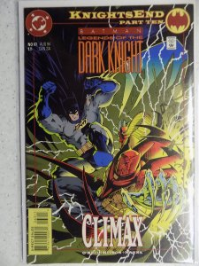 Batman: Legends of the Dark Knight #63 (1994)
