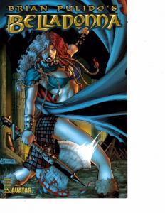 Lot Of 2 Avatar Comics Belladonna and Image Comics Deathmate Yellow Batman JB4
