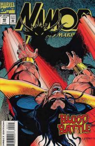 Namor, The Sub-Mariner #40 VF/NM; Marvel | save on shipping - details inside