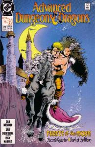 Advanced Dungeons & Dragons #20 FN; DC | save on shipping - details inside