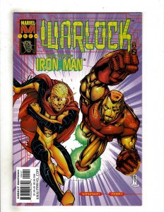 Warlock #2 (1999) OF44