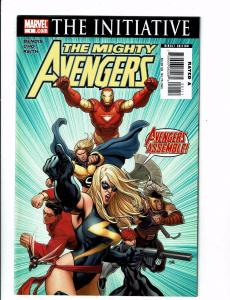 8 Mighty Avengers Marvel Comic Books # 1 2 3 4 9 12 21 30 Spider-Man Hulk J120