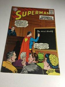 Superman 176 Fn Fine 6.0 DC Comics