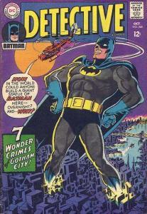 Detective Comics (1937 series) #368, VG (Stock photo)