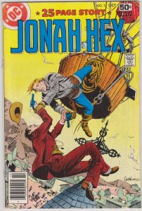 Jonah Hex #17 (1978)