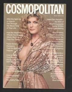 Cosmopolitan 3/1978-Hearst-Rene Russo cover-Marijuana story-All About the IRS...