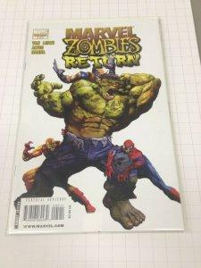 Marvel Zombies return 1-5 set Avg. grade NM
