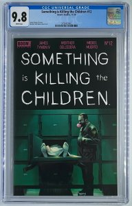 Something is Killing the Children #12 | Cover A 1st Print | CGC 9.8