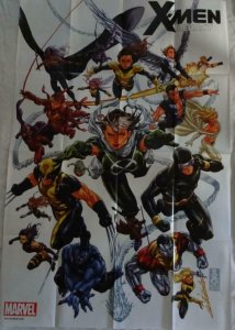 X-MEN LEGACY Promo Poster, 24 x 36, 2012, MARVEL, Unused more in our store 269