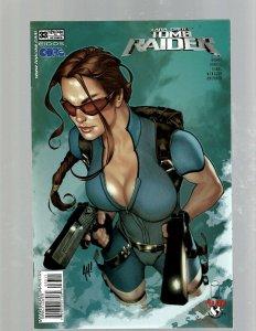 Lot Of 6 Tomb Raider Image Comic Books # 33 34 41 42 43 44 Adam Hughes Covr SM19