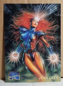 1995 Marvel Masterpieces #56 Jean Grey