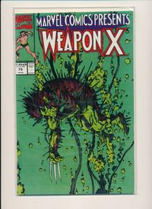 Marvel Comics WEAPON X #73 1991 VERY FINE- (PF591)