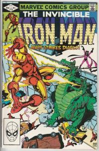 Iron Man #159 (May-82) NM- High-Grade Iron Man