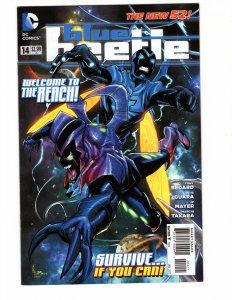 Blue Beetle #14 (VF/NM) ID#MBX3