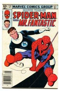 Marvel Team-up #132 Spider-Man and Mr. Fantastic- comic book