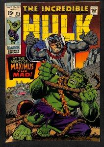 The Incredible Hulk #119 (1969)