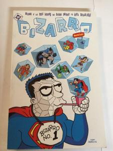 Bizarro Comics Tpb Nm Near Mint Matt Groening