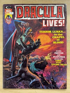 DRACULA LIVES #6 (Marvel,5/1974) VG (VERY GOOD) Buscema, Colan, Conway, Moench