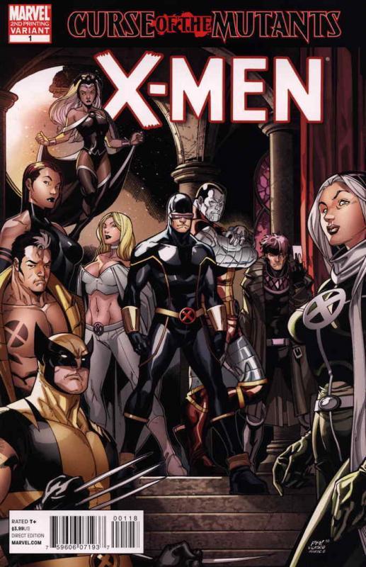 X-Men (3rd Series) #1 (2nd) VF/NM; Marvel | save on shipping - details inside