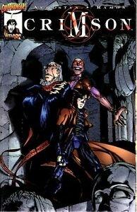 1998 Crimson #1 Chromium Variant Cover